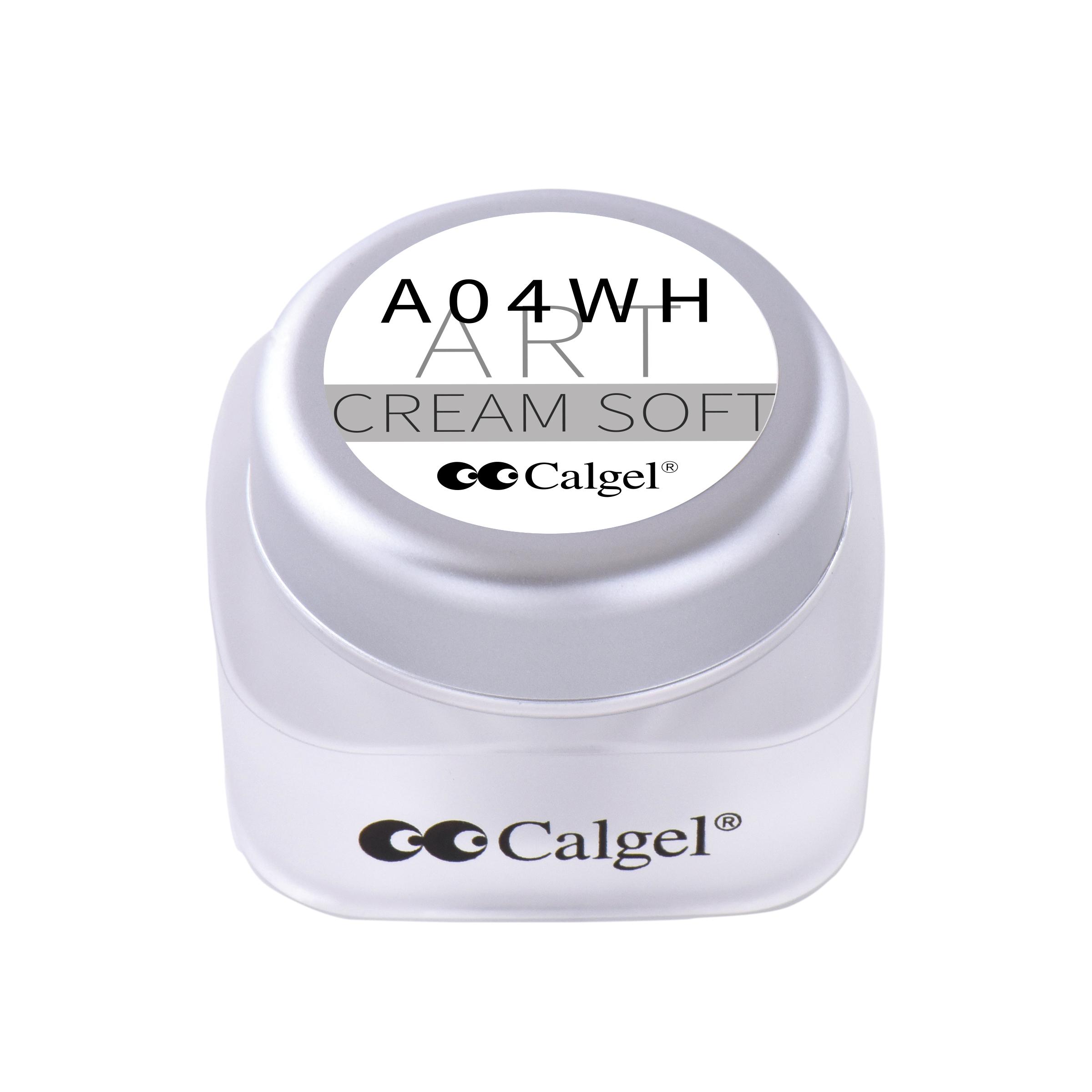CGA04WH カラーカルジェル プラス アート クリーム ソフト
