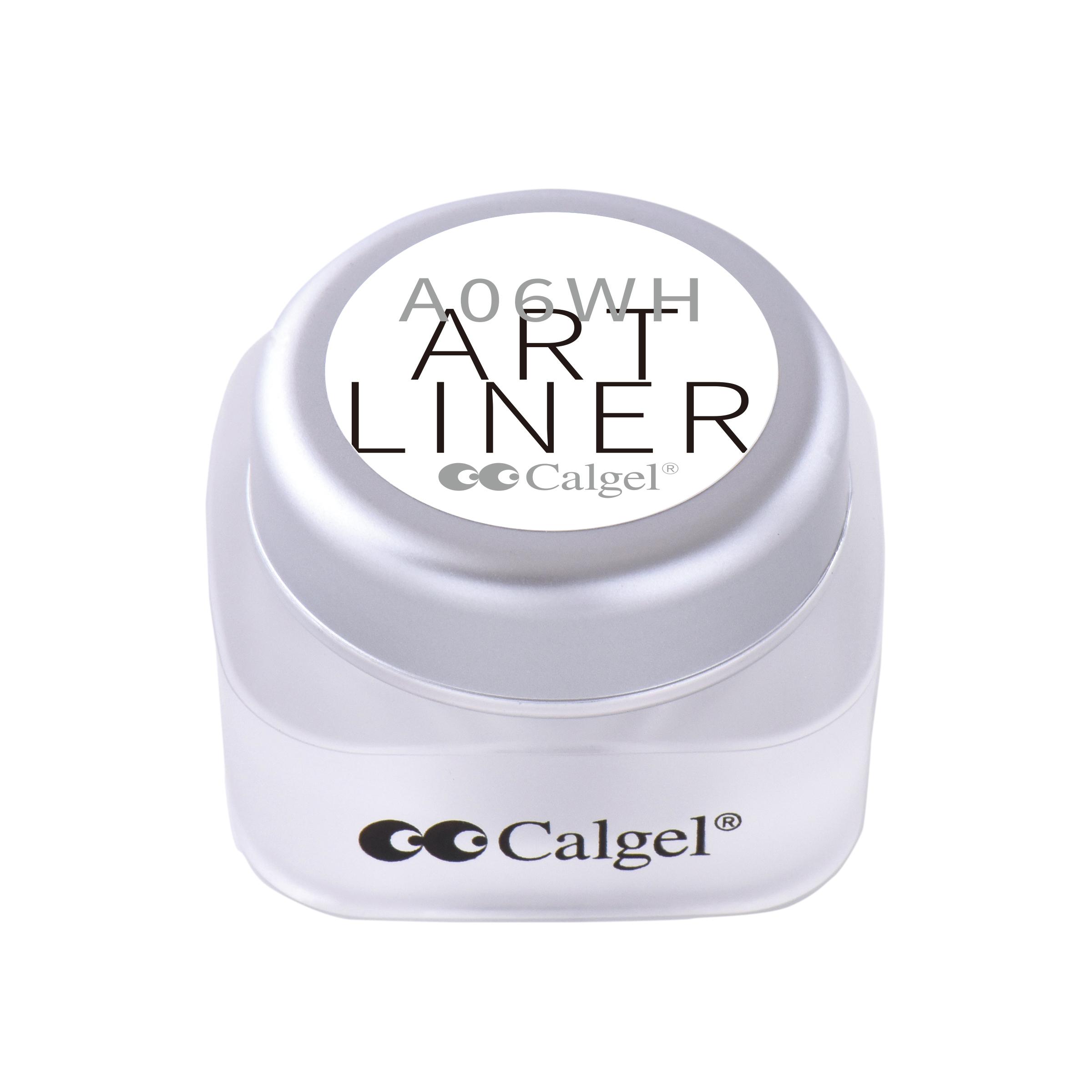 CGA06WH カラーカルジェル プラス アート ライナーホワイト